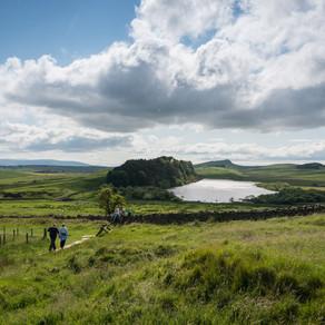 Outdoor activities in Northumberland National Park