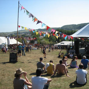 Going green at Bestival