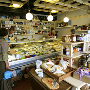 Local food and drink in the Mendip Hills
