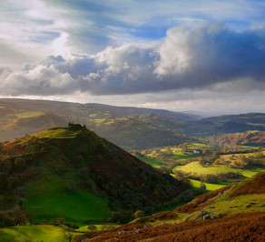 Local Attractions in the Clwydian Range & Dee Valley