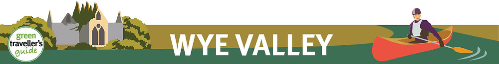Green Traveller's Guide to Wye Valley AONB banner image