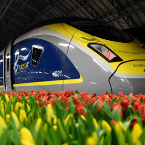 Eurostar launches direct train between London and Amsterdam (return)