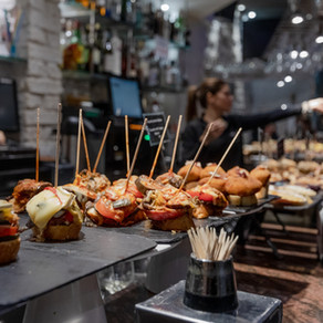 Places to eat in Green Spain