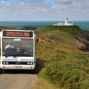 Car-free Guide to Pembrokeshire Coast National Park