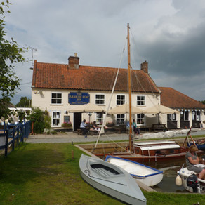 Where to Eat in the Norfolk Broads
