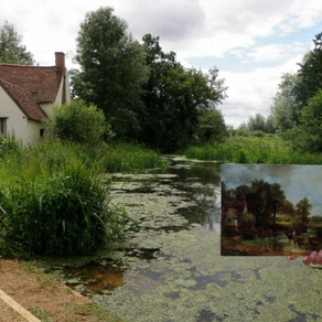 Exploring Dedham Vale, Constable's paintings and his inspiration