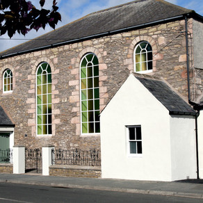 St Cuthbert's House B&B, Seahouses, Northumberland