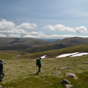 Outdoor adventure in the Cairngorms National Park
