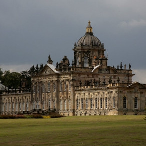 History and heritage at Castle Howard, Howardian Hills AONB