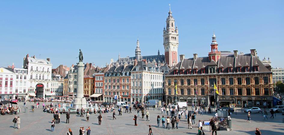 La Grande Place, Lille