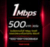 โปรเน็ตทรู+โทรฟรี 1Mbps 500บาท.jpg