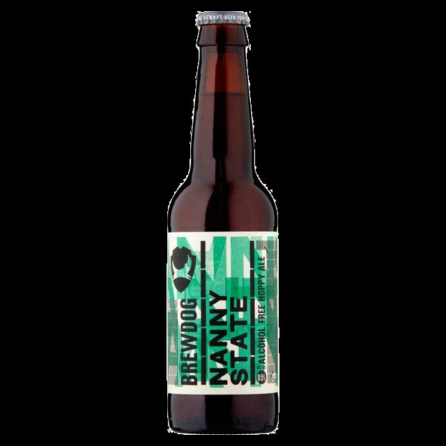 Brewdog's Nanny State Alcohol Free Hoppy Ale
