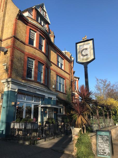 CAFFEINE KICK: Nunhead & Peckham Rye