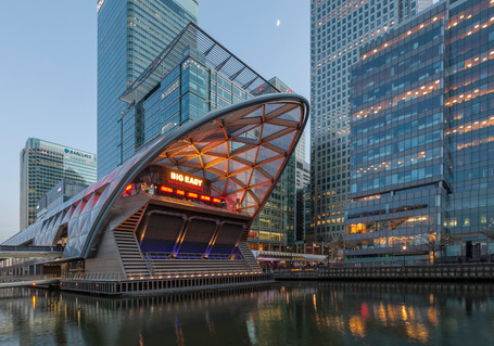 AREA GUIDE: Canary Wharf
