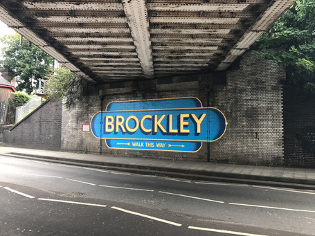 CAFFEINE KICK: Brockley