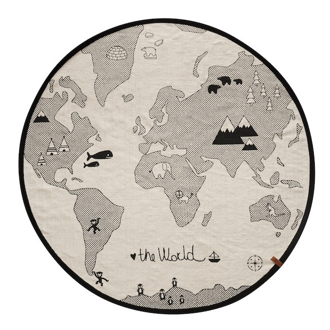 OYOY world rug