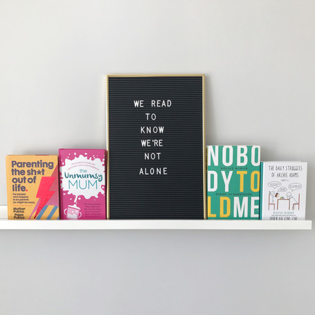 MAMA MUST READS: The Books You'll Want To Find Time For
