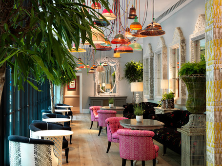 TRIED & TASTED: Afternoon Tea at The Ham Yard Hotel, Soho