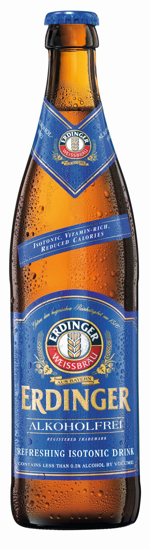 Erdinger Alkohol Frei beer