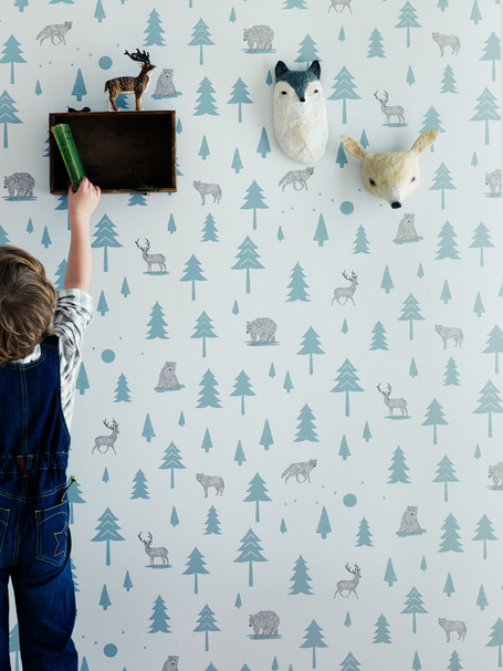 TME's TOP PICKS: Children's Wallpaper