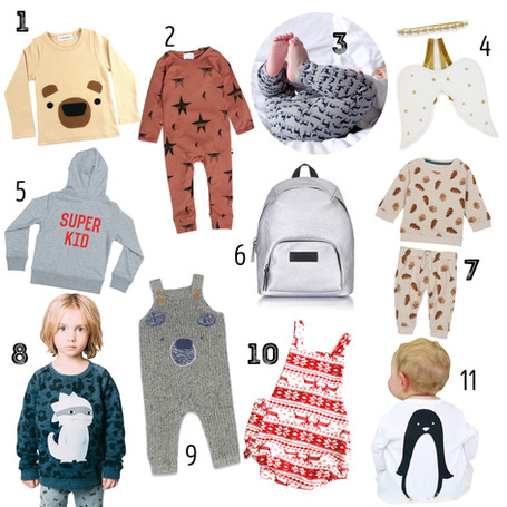 CHRISTMAS GIFT GUIDE: Dress up