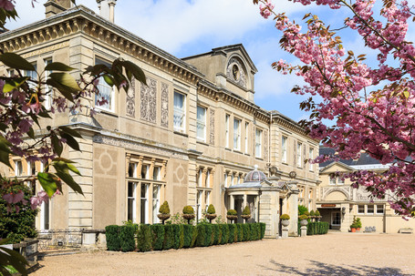 TRIED AND RESTED: DOWN HALL HOTEL & SPA