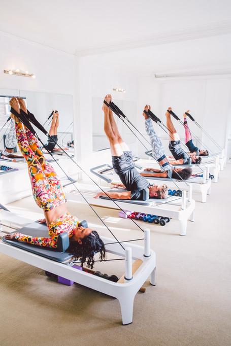 FEEL GOOD: Bootcamp Pilates
