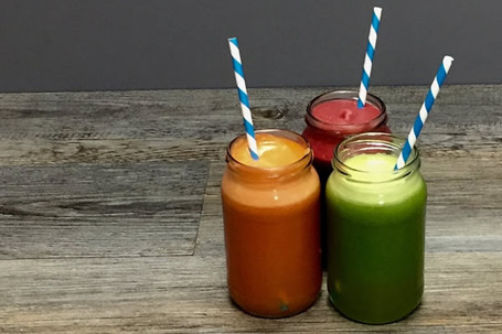 FEEL GOOD: New Year Juices and Smoothies
