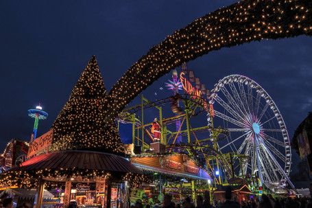 TRIED AND TESTED: Hyde Park Winter Wonderland