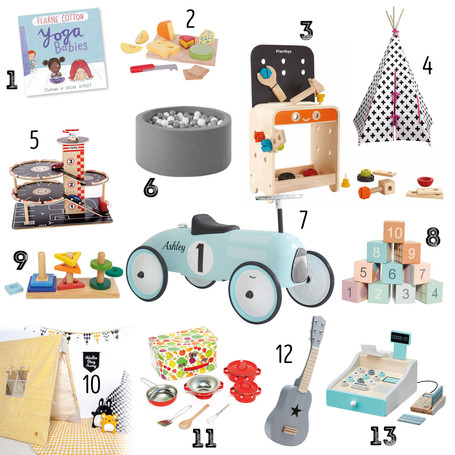 CHRISTMAS GIFT GUIDE: Playtime