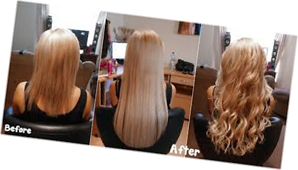 Hair extensions at magic beauty salon temecula ca sue is a licensed cosmetologist with over 15 years in hair extensions please call for pricing types of extensions and appointments pmusecretfo Image collections