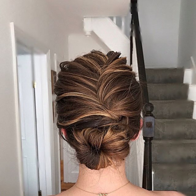 A gorgeous soft updo..jpg #inspiration #bridal #updos