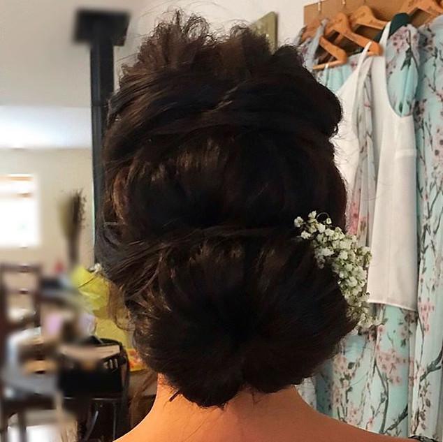 ._ #inspiration #bridal #updos