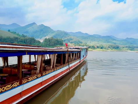 De la Thaïlande au Laos au Rythme du Mekong