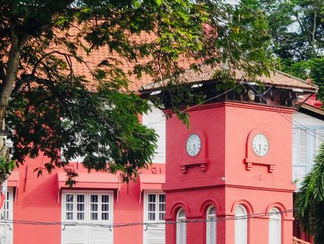 Malacca - UNESCO te revoilà!