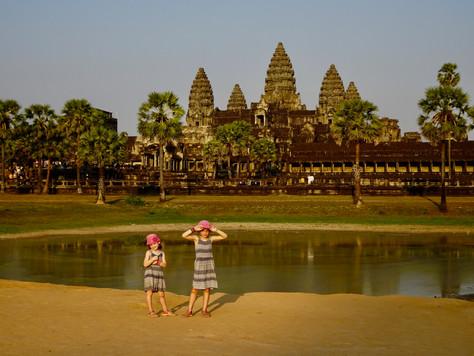 Siem Reap & Angkor - En prenant le temps!
