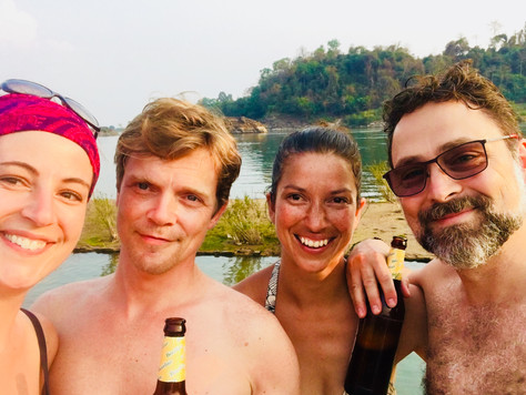 Paksé et les 4000 Îles - Laos: Claque de Fin!