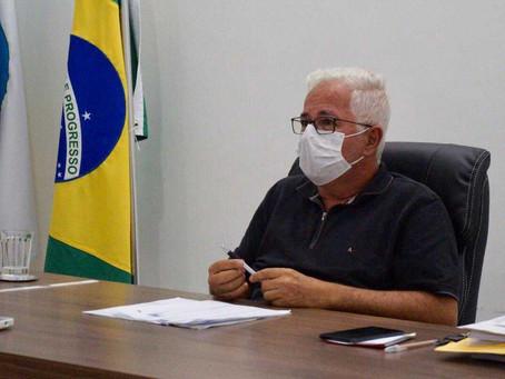URGENTE: Após descumprir ordem judicial, ex-prefeito Luciano será investigado pela Polícia Federal