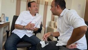 ELEIÇÕES 2022: Começa a se formar uma dobradinha de André e Marcell, Estadual e Federal?