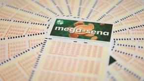 Mega-Sena: ninguém acerta as seis dezenas, e prêmio que era de 22 milhões vai a R$ 28 milhões