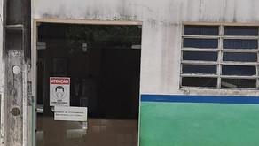 URGENTE: Departamento de Tributos da prefeitura de Campo do Brito é alvo de vandalismo