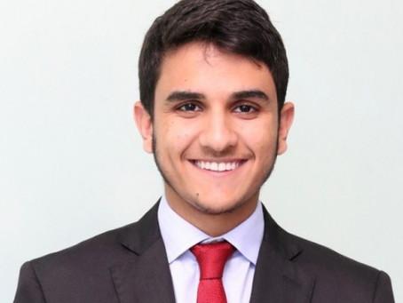 MOITA BONITA: Thalles Costa tem 12% à frente do seu primo, Dr. Vagner, segundo o instituto INOR.