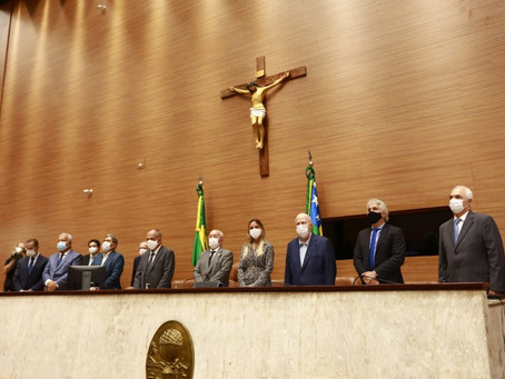 Presidente da Alese apresenta Plano de Desenvolvimento de Sergipe
