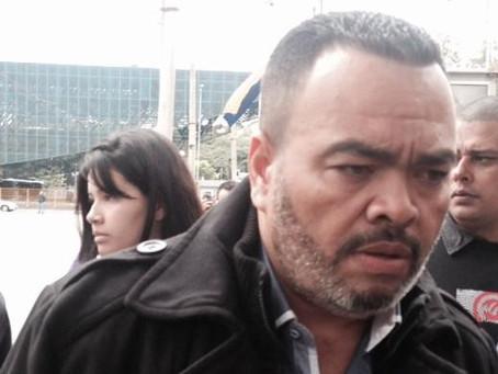 Valdevan 90 ele que foi diplomado de dentro da cadeia vota pela manutenção da prisão de Daniel Silva