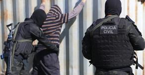 Operação da PC desarticula associação criminosa responsável por furtos na capital e no interior.