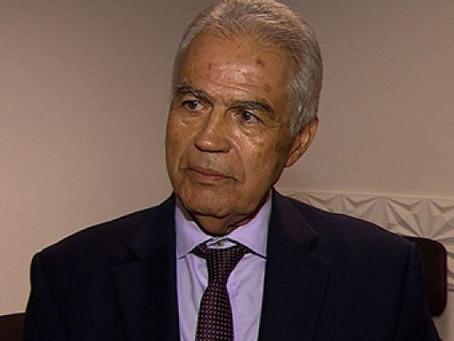 Conselho administrativo afasta presidente da Associação Olímpica de Itabaiana, Alberto Nogueira.