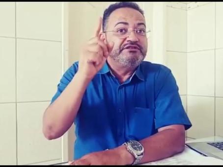 Edirani condenado e preso por tentativa de estupro acusa Alex Henrique de falsificação