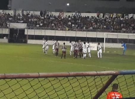 Itabaiana vence novamente o Fluminense-BA e está a duas partidas do acesso a série C