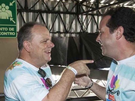 """Belivaldo Chagas: """"Enquanto André Moura tiver o direito de ser candidato, a vaga é dele"""""""
