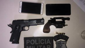 Policiais do GETAM desarticulam quadrilha especializada em roubo de motos em Itabaiana